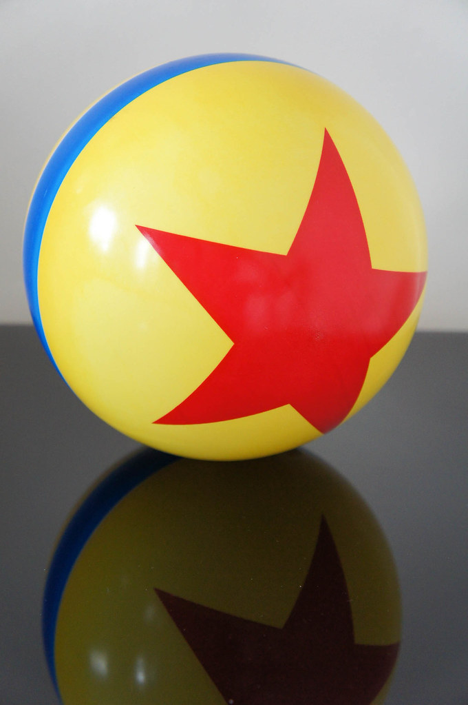 Toy Story Ball : Toy story star ball imgkid the image kid has it