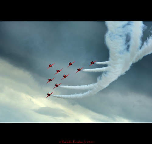 The Red Arrows | by mediman30