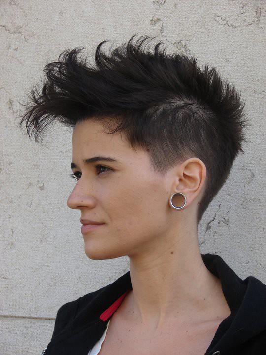 Rockabilly Girl Haircut By Rodrigo Motor Hairport Wip