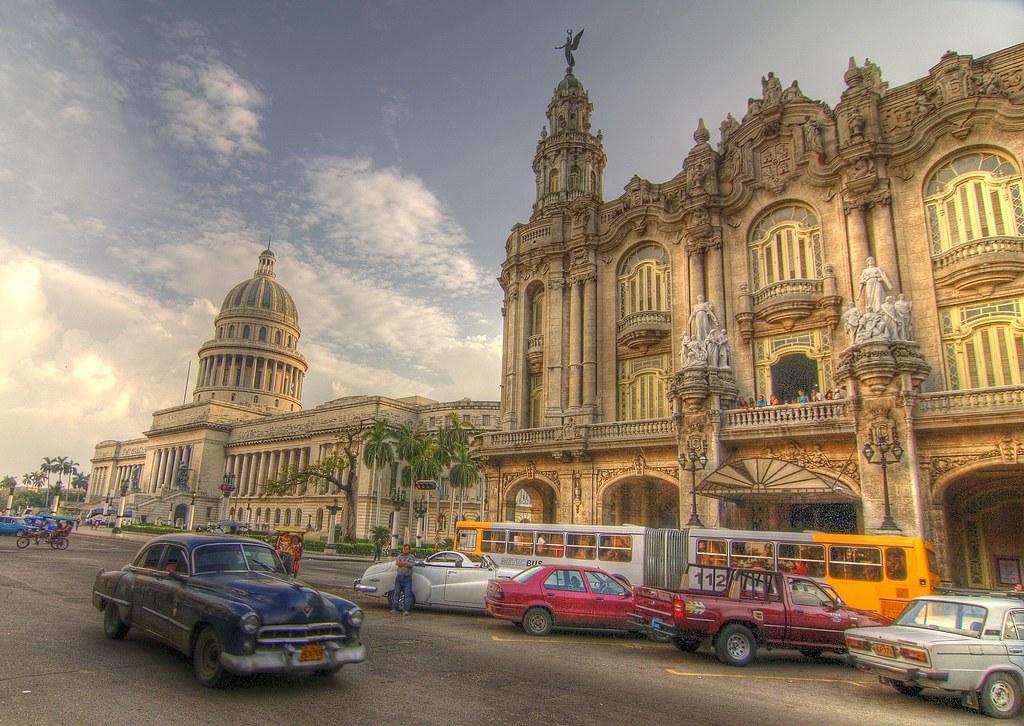Image result for foto del capitolio de la Habana