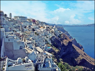 Santorini  julio de 2011- | by Axa_Sofia moments
