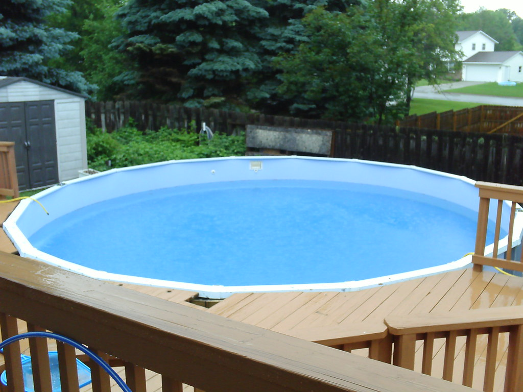 Above Ground Pool Doughboy Liner Replacement Pool Pros Flickr