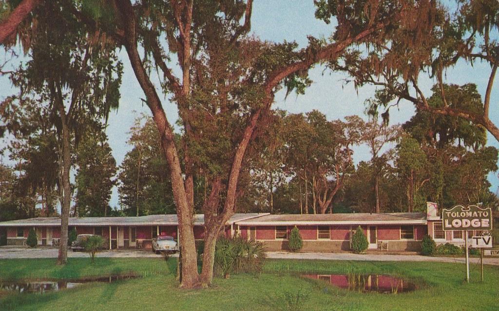 Tolomato Lodge - St. Augustine, Florida