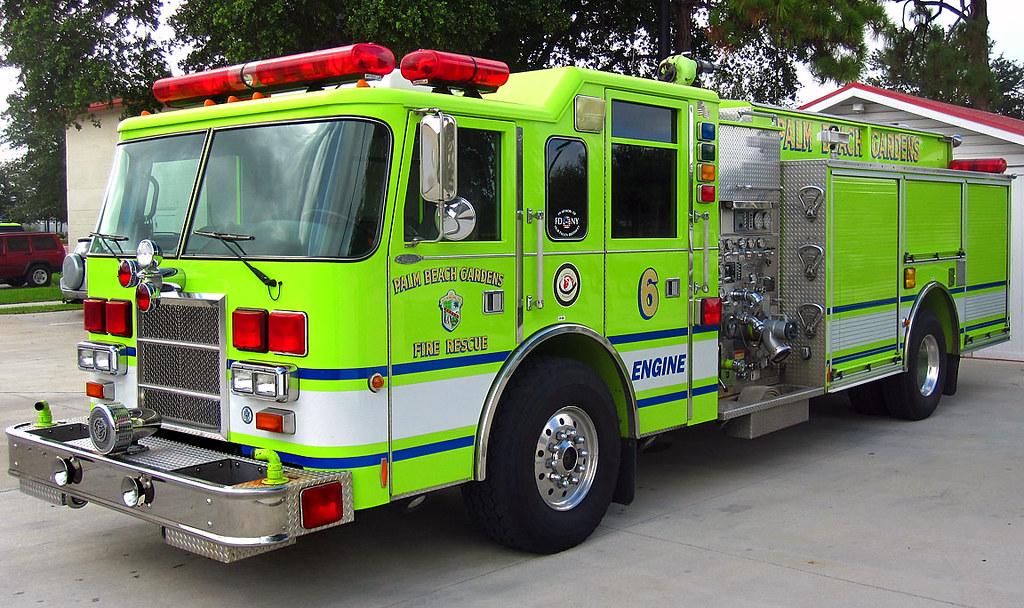 Palm Beach Gardens Fire Dept | Pierce Dash Reserve Engine | Flickr