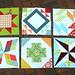 Summer Sampler Series - my blocks