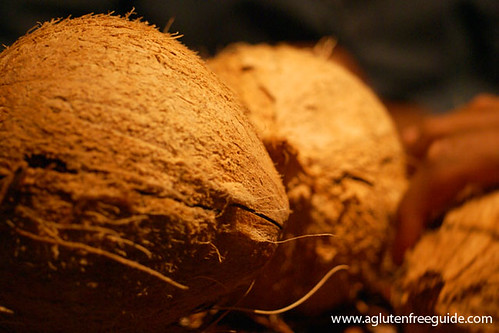 coconuts! Next Restaurant Tour Of Thailand Menu Gluten-Free (22) | by yumcat