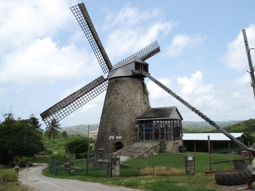 Morgan Lewis Mill, St Andrew, Barbados | Morgan Lewis ...