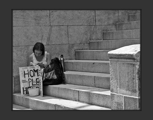Homeless | by Supremecourtjester