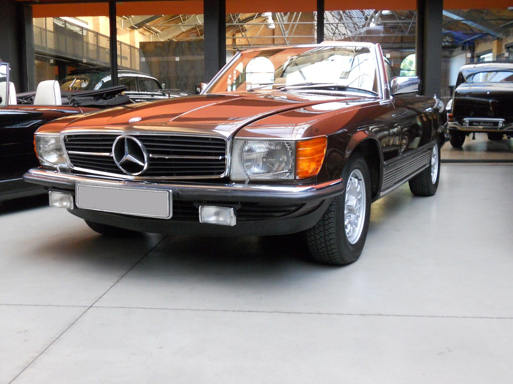 mercedes benz 280 sl r107 1974 1985 2 8 litre 185 ps flickr. Black Bedroom Furniture Sets. Home Design Ideas