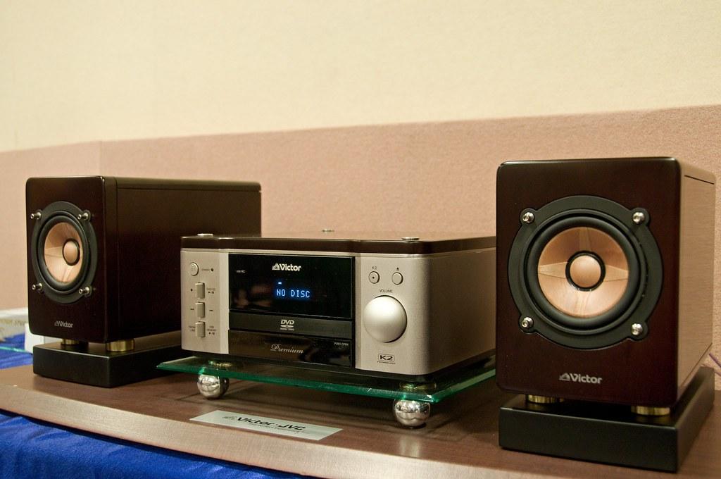 Victor Jvc Ex Ar9 High End Premium Aio Audio Hi Fi System