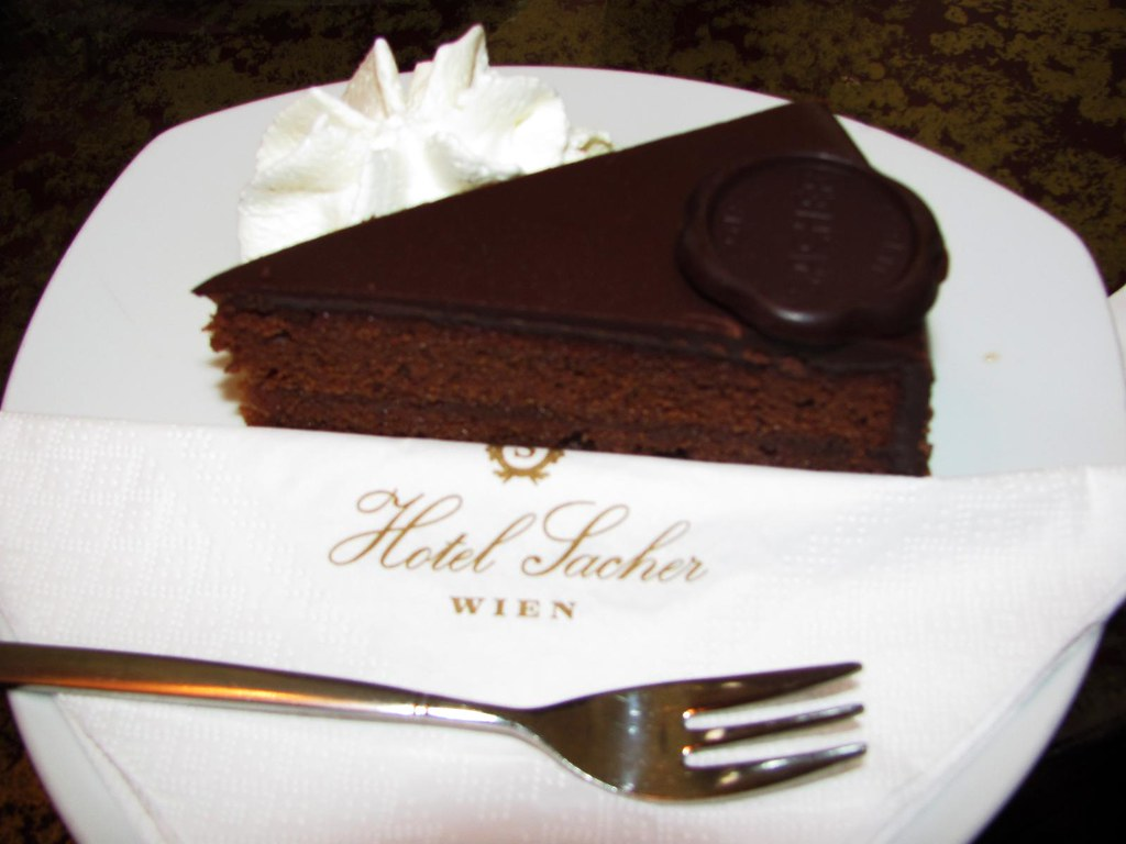 Chocolate Sacher Cake Filling Recipe