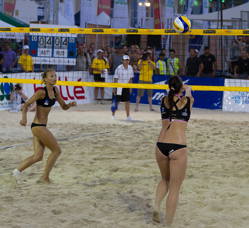 European Under 20 Beach Volleyball | by Ian Gethings