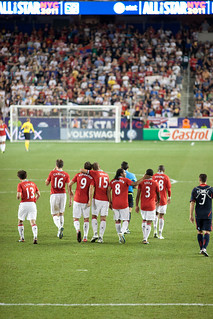 Manchester United vs MLS All Stars | by nasmac