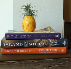 Books Read During Late July