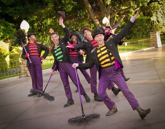 Mickey's Soundsational Parade: Chimney Sweeps | Flickr ...