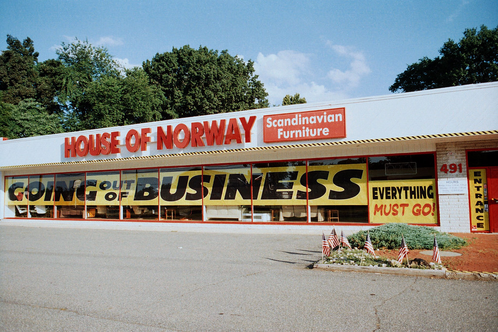 Delightful ... House Of Norway   Going Out Of Business | By Nesster