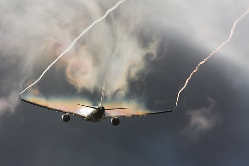 KLM Airbus A330 Vortex Bliss | by Tim de Groot - AirTeamImages