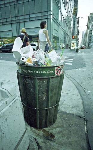 Keep New York clean ! | by Inukshuk - [free agent]
