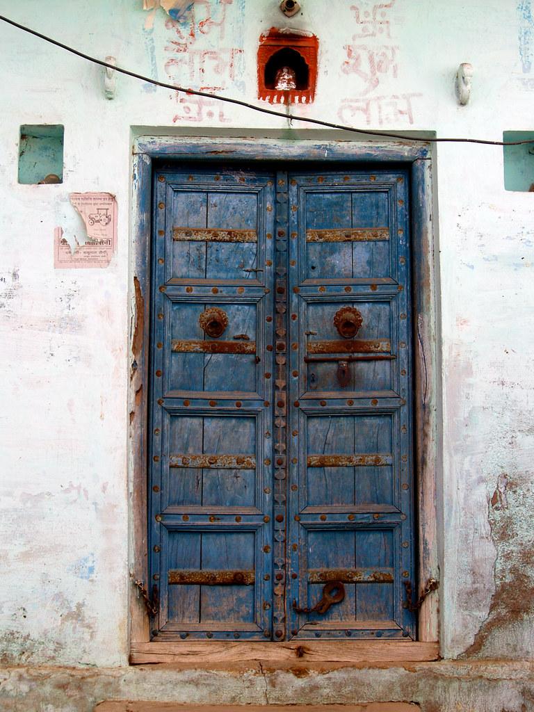 Village Door 01   Life...