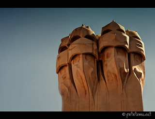 Alone | Sola [La Pedrera] | by Fototerra.cat