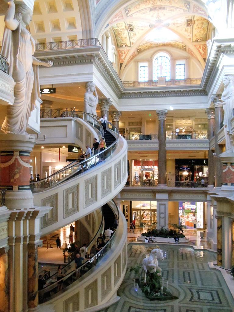 Dsc33165 Caesar S Palace Hotel And Casino Las Vegas Nev Flickr