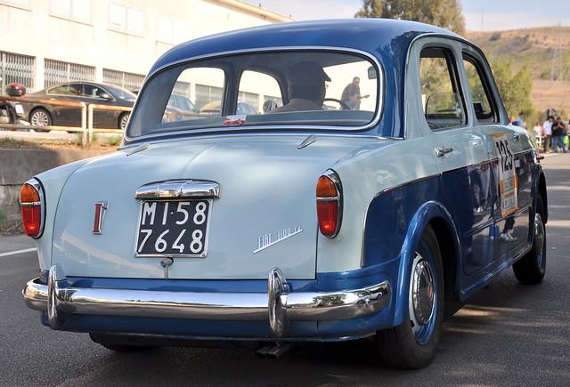 1956 Fiat 1100 Car Photos