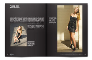 Urban Noir Magazine, Issue 1 - Pgs. 11 & 12 | by willstotler