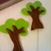 Fondant 2D trees01