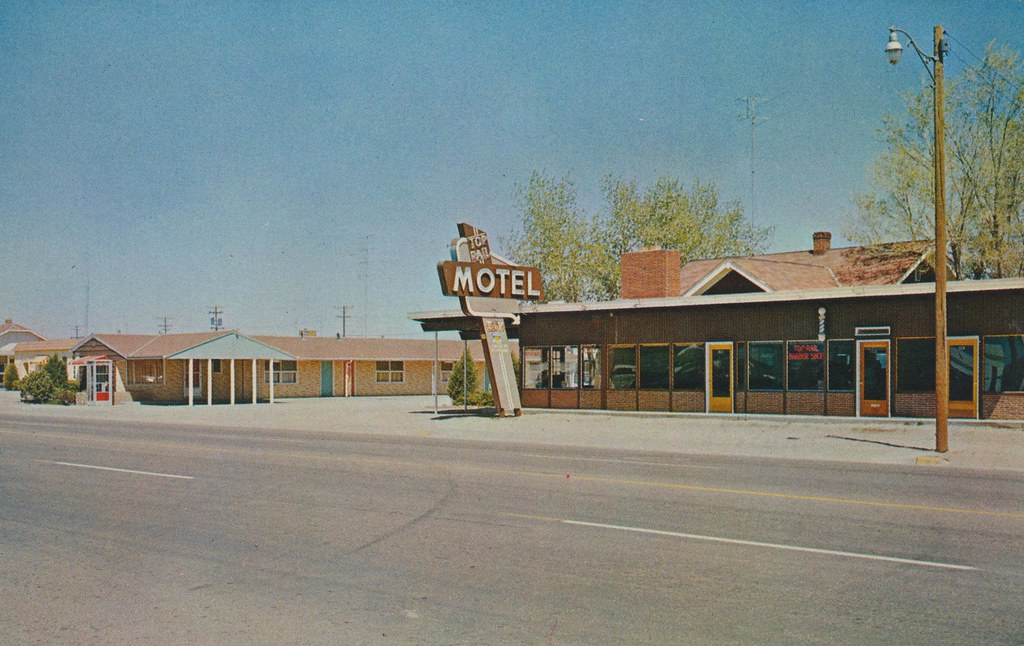 Top Rail Motel - Cheyenne, Wyoming