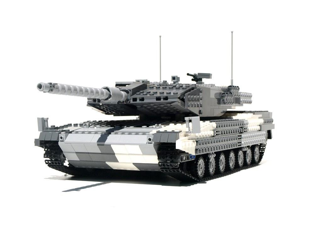 COBI Leopard 2 A4 864 pezzi NUOVO in Magazzino RIVENDITORE UFFICIALE