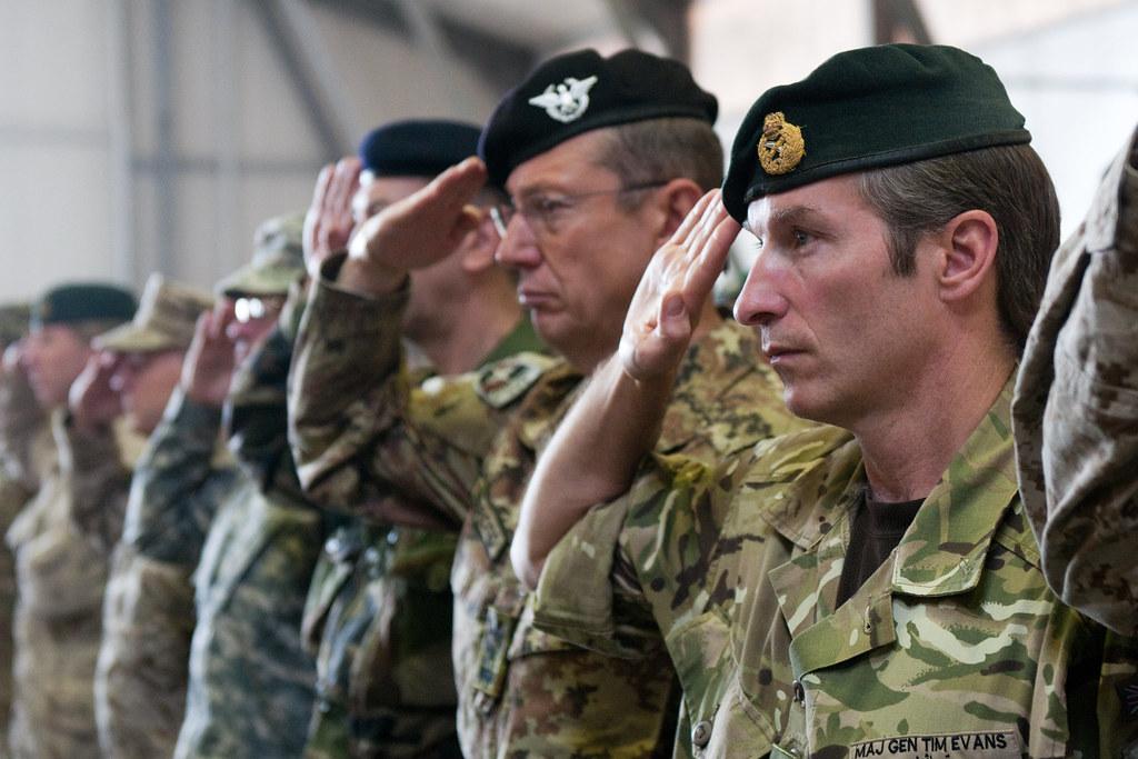 110711a3994p285 british army major general tim evans