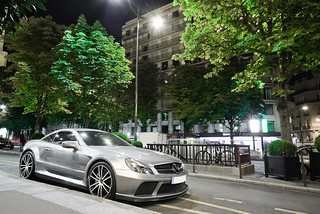 Mercedes SL65 AMG Black Series | by Future Photography International