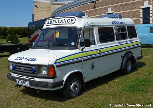 Image Result For Ford Transit Ambulance