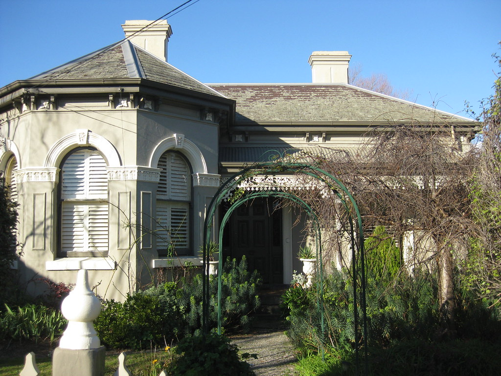 A Victorian Italianate Style Villa Moonee Ponds
