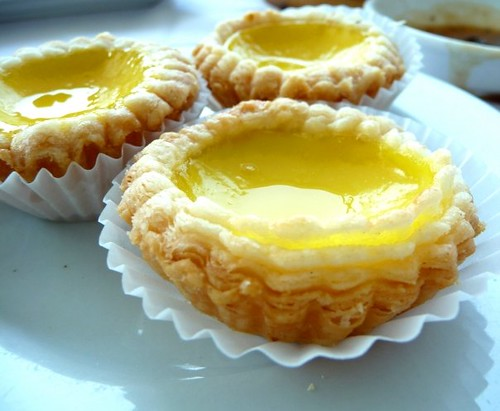 egg tart | by Kristen_Chan