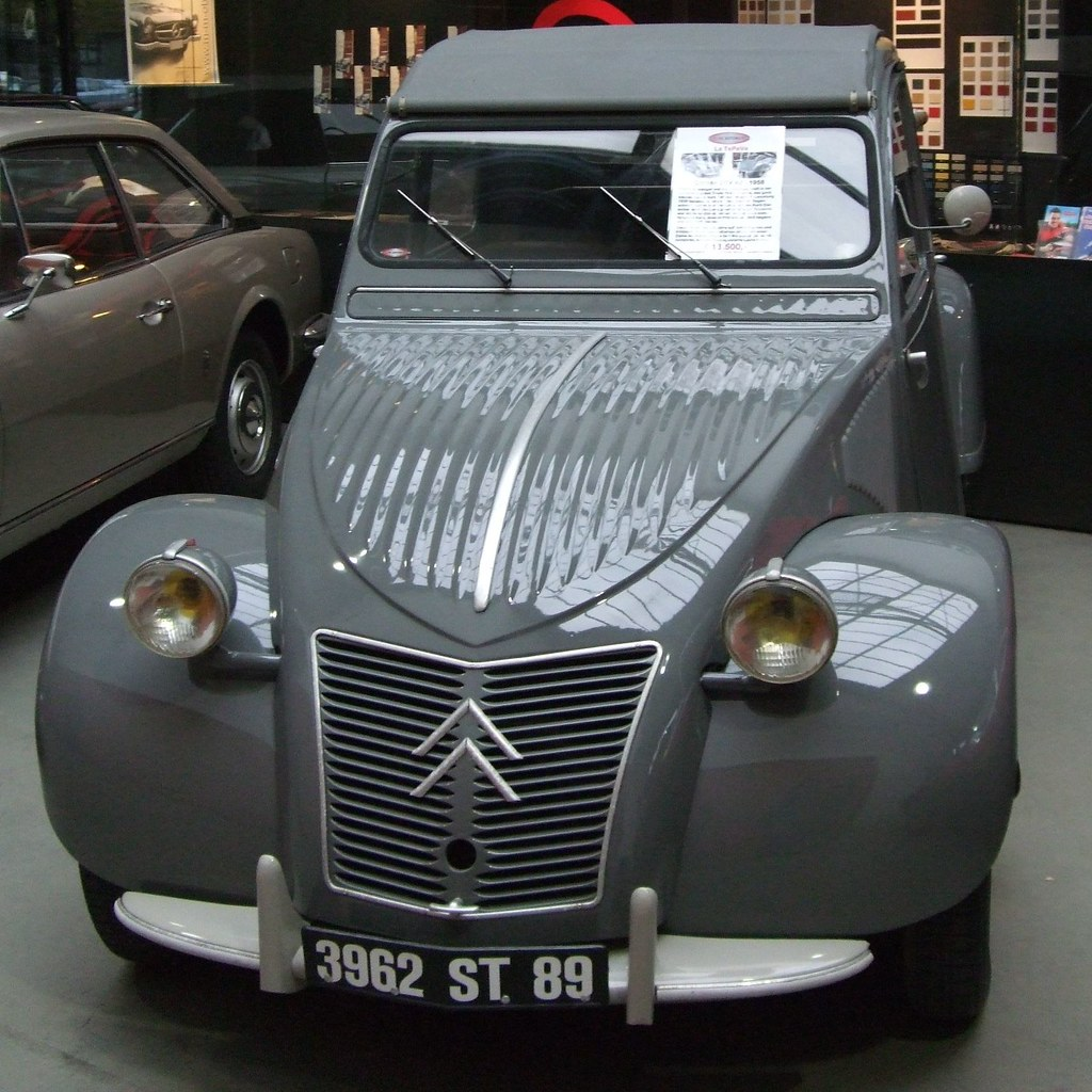 citroen 2 cv deux chevaux az 1958 toute petite voiture flickr. Black Bedroom Furniture Sets. Home Design Ideas