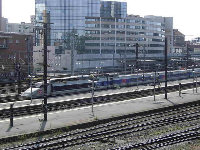 tgv departing from lille flandres flickr photo sharing. Black Bedroom Furniture Sets. Home Design Ideas