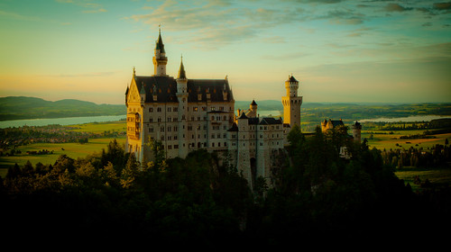 Castle Neuschwanstein | by Planetmonkeys
