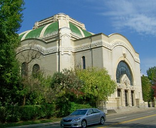 Rodef Shalom Temple The Jewish Congregation Formed In 1847 Flickr