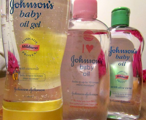 The 'I Heart JOHNSON'S® Baby Oil' Challenge | by The Style PA