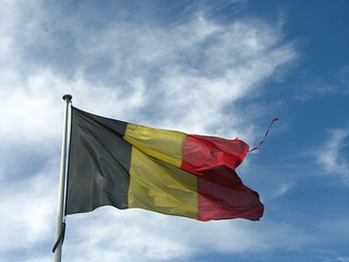 Old Frayed Belgian Flag | by fdecomite