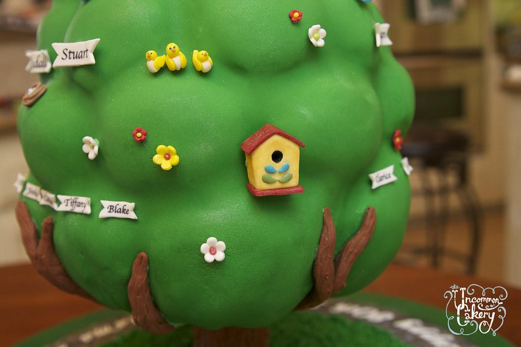 Family Tree Cake Recipe