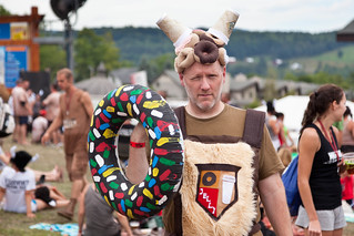 Warrior Dash Northeast 2011 - Windham, NY - 2011, Aug - 24.jpg | by sebastien.barre
