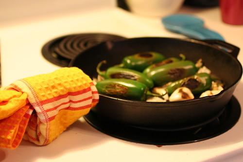 Creamy Roasted Jalapeño Salsa - whitneyinchicago.wordpress ...