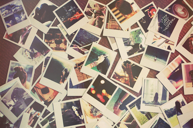 Day 200/365 ~ Picture Perfect Memories Scattered All Around the Floor