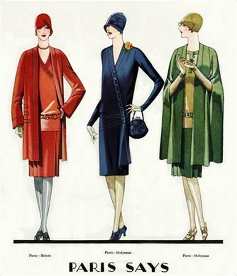 fashion in 1920