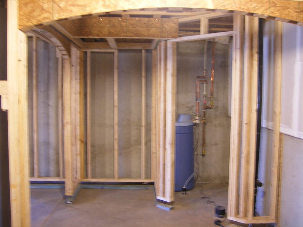 Merveilleux Closet Framing | By Basement Edge Closet Framing | By Basement Edge