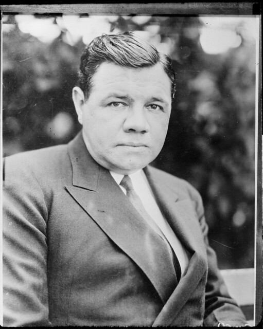 Babe Ruth  Flickr - Photo Sharing-8175