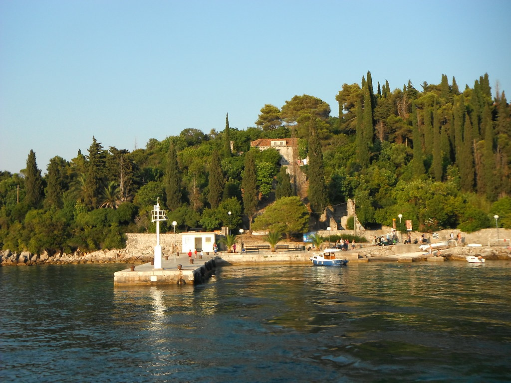Kolocep Island Ferry From Dubrovnik
