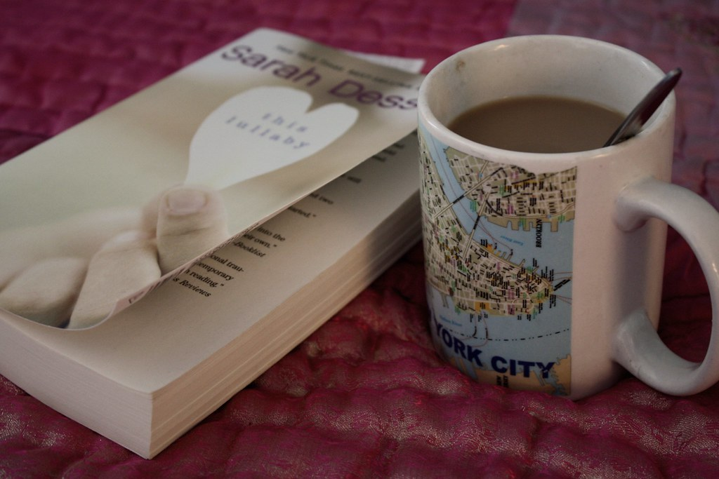 A Cup Of Tea And A Good Book Is All I Need Meaghan